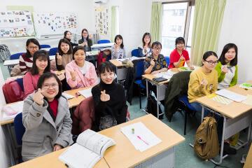 Aoyama Hope Academyによる日本語教育